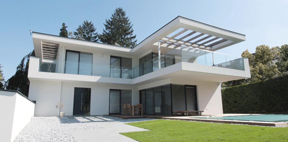Einfamilienhaus for Architekt einfamilienhaus